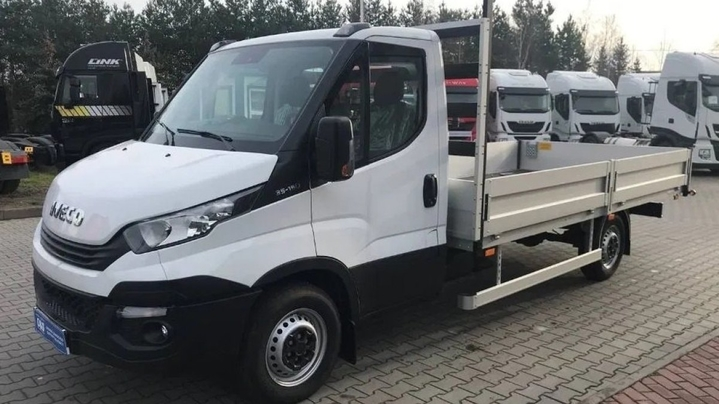 IVECO Daily 35S15 SKRZYNIA