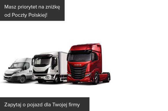 IVECO dla Przewoźnikow Poczty Polskiej